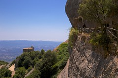 Montserrat Monastery, Spain (Murray's Photography) Tags: canon spain monastery monks montserrat benedictine 6d ef24105f40l