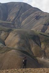 (Gerard Puigmal) Tags: portrait people nature landscape iceland islandia landmannalaugar