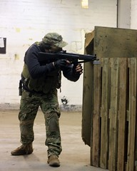 IMG_1468 (axeman3d) Tags: game glasgow first only depot skirmish airsoft