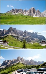 The Town of Ortisei/St. Ulrich & Val Gardena/Groden Valley in South Tyrol, Italy (Apron and Sneakers) Tags: italy st ulrich dolomites italianalps southtyrol valgardena ortisei groden