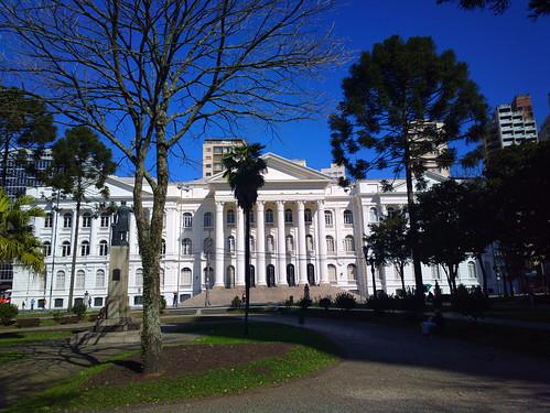Universidade Federal do Paraná - Curitiba - Paraná