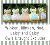 "Owls Draught Excluder • <a style=""font-size:0.8em;"" href=""http://www.flickr.com/photos/29905958@N04/9449309783/"" target=""_blank"">View on Flickr</a>"