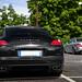 Porsche Panamera Turbo & Mercedes-Benz C63 AMG