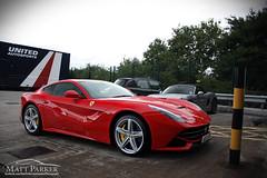 Hello! (MJParker1804) Tags: new red tour united ferrari 63 rosso supercar corsa scd f12 v12 berlinetta autosports 2013 f12berlinetta