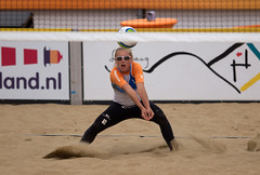P9015274 (roel.ubels) Tags: beach sport scheveningen beachvolleyball volleyball volleybal nk beachvolleybal 2013 nevobo