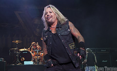 Vince Neil - Freedom Hill Amphitheatre- Sterling Heights, MI - 8/23/13