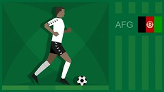 Afghanistan Soccer Graphic (SidewinderII) Tags: afghanistan sport football goal team kick fifa flag soccer country run player jersey pitch worldcup score turf afc dribble nationalteam olympicgames nationalstadium afg       teammelli     lionsofkhorasan