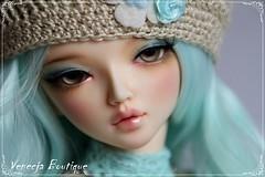 Caitlin - Minifee Chloe (venecja1) Tags: set mod doll dolls dress ns chloe bjd dollfie fairyland msd minifee venecja