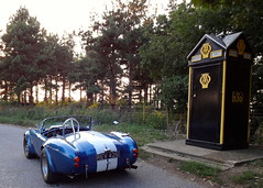 AC Cobra MKIV Lightweght (Rev426) Tags: original light club cobra box version winner hexagon akl ac concours weight aa rac brancaster mkiv owners lightweght