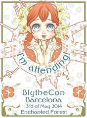 BlytheCon Barcelona 2014