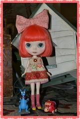 My Little Bubble Girl <3