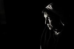 Silvia (Igorza76) Tags: light portrait bw white black blanco luz chica retrato negro bn zb zuri ropa argia neska beltz baserritar blackwhitephotos neskatila baserritarra erretratua jantzia erretratu