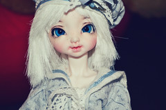 Dollpamm Boxopening <3 (keicchu) Tags: cute momo pichi bjd msd yosd dollpamm