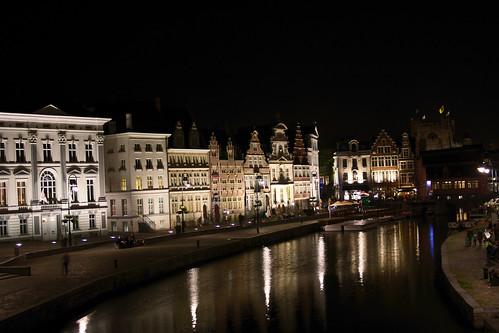 Gante de noche| Gant by night