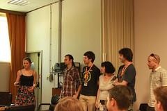 ESS Winning group presentation