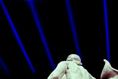 Barcelona - Els llums de Montjuic (gemicr69) Tags: barcelona sky espaa night lights noche spain sony cel catalonia cielo catalunya alpha luce catalua montjuic nit llums espanya a300 dslra300 oltusfotos joangarciaferre gemicr gemicr69
