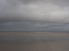 Eems (Jeroen Hillenga) Tags: netherlands rain cloudy wolken groningen bewolkt regen eems regenwolk wolkenlucht eemsmond