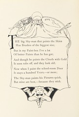 Image taken from page 112 of 'Red Apple and Silver Bells. A book of verse for children ... Illustrated by A. B. Woodward' (The British Library) Tags: typography childrensliterature large illuminated letter childrensbook publicdomain childrensbookillustration vol0 page112 bldigital mechanicalcurator pubplacelondon date1897 sysnum001649937 hendryhamish imagesfrombook001649937 imagesfromvolume0016499370