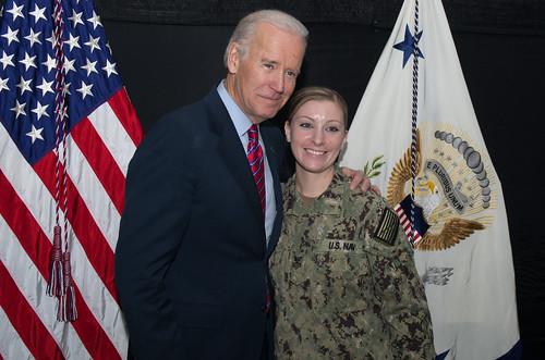 131207 - Vice President Biden visits Korea