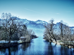Kochelsee Winter