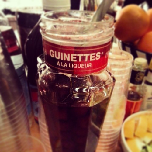 #Guinettes a la Liqueur Cherries -- one of the secrets of a brilliant #OldFashioned #MixologyNYC