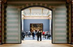 Het vernieuwde Rijksmuseum is geweldig! (PortSite) Tags: holland netherlands amsterdam museum painting nikon nederland schilderij rijksmuseum paysbas rembrandt rijn architectuur nachtwacht portsite 2013 1642 d3s