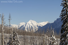 """Glacier National Park in Winter • <a style=""""font-size:0.8em;"""" href=""""http://www.flickr.com/photos/63501323@N07/11474762365/"""" target=""""_blank"""">View on Flickr</a>"""