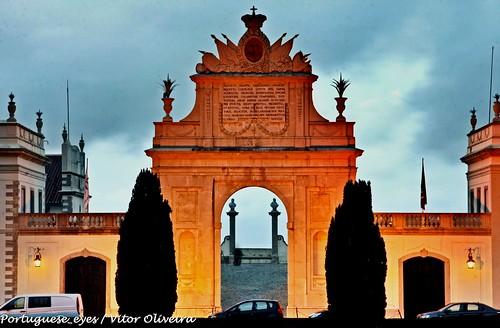 Palácio de Seteais - Sintra - Portugal