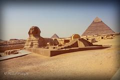 Giza Necropolis (Sound Quality) Tags: africa travel history sphinx architecture canon landscape temple ancient desert pyramid egypt culture unesco egyptian giza worldheritage khufu canon50d michaelwashington spirit7628yahoocom httpwwwtumblrcomblogsoundquality