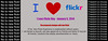"January 5, 2014 flickr Protest ""I Love flickr Day"" (hedbavny) Tags: love typography layout yahoo flickr heart protest iloveflickr mailart herz boycott netart aktion flickrtag flickrday internetart aktionismus actionism flickrprotest 5jänner iloveflickrday ichliebeflickr flickrdayjanuary5 ichliebeflickrtag"