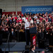President Obama speaks about new energy jobs at NC State Wednesday.