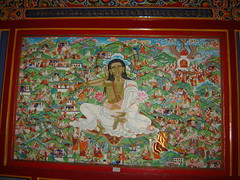 Milarepa Palace, Hezuo,  the Amdo region,Gansu province,China,2007,,,,      DSC01022 (Beijing1211) Tags: china 2007  gansuprovince  hezuo   milarepapalace theamdoregion
