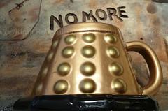 Rob Hull, World Record for most Daleks 1,202 and counting!............ (Rob. Hull World Record Holder for most Daleks) Tags: dr doctor doctorwho mug drwho dalek davros daleks dalekcollection