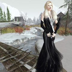 Aria Gown @ PurpleMoon (Katime Vacano) Tags: fashion dress formal secondlife gown purplemoon groupgift purplemooncreations ariagown