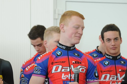 Ploegvoorstelling Davo Cycling Team (159)