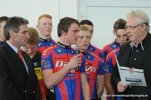 Ploegvoorstelling Davo Cycling Team (89)