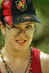 Cape Town South Africa Deer Park Table Mountain Dec 1998 049 Marikie (photographer695) Tags: africa park mountain table town south dec deer cape 1998 marikie