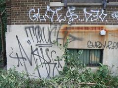 gloe touch msk by ? (httpill) Tags: streetart art graffiti tag graf touch detroit msk gloe