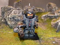 Heavy Gunner (SecutorC) Tags: fighter lego fantasy future warrior custom apoc customlegoapoc
