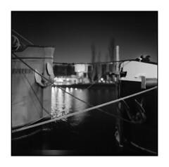 (Olivier ) Tags: urban blackandwhite bw paris france 120 6x6 film night rollei analog rolleiflex zeiss square photography kodak tmax nb medium format monochrom planar twinlens 28f