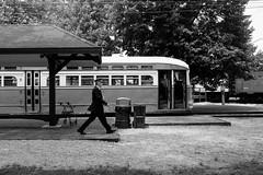Step Lively (Zolk) Tags: illinois unitedstates union streetcar pcc illinoisrailwaymuseum