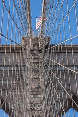 Brooklyn Bridge, New York (andyrousephotography) Tags: city nyc bridge newyork brooklyn landscape cityscape brooklynbridge hudsonriver bigapple