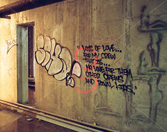 """""""i got... (safety yellow) Tags: 120film queensbridge portra800 mobbdeep seka nycx"""