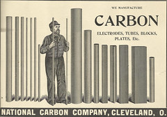National Carbon Company (Kitmondo.com) Tags: old colour history industry work vintage magazine advertising photo industrial factory technology tech image working machine advertisement equipment business company machinery advert labour historical kit oldequipment publication metalworking oldadvert oldmagazine oldwriting vintageequipment oldadvertisment oldliterature vintagepublication oldpublication machinerypublication
