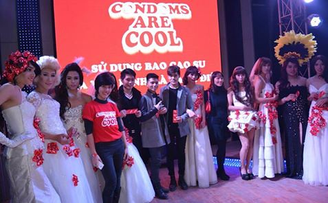 International Condom Day 2015: Vietnam