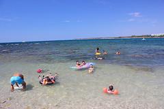 Croatia - sea at poreč (andreabotosso) Tags: sea mer beach canon photography mare croatia sew croazia spiaggia porec istria hrvatska poreč bestphoto canon600d galaxys5