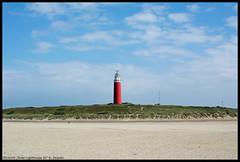 Texel Lighthouse III (xlod) Tags: sky cloud lighthouse holland beach netherlands strand dune himmel wolke texel leuchtturm dne niederlande