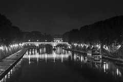 (Saurav Bhattacharya) Tags: street rome reflection