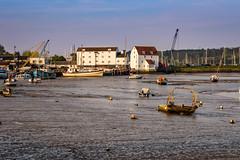 Woodbridge Tide Mill (Nick_Rowland) Tags: river suffolk woodbridge deben tidemill