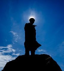 David Stirling memorial , Doune (wwshack) Tags: scotland memorial stirling doune davidstirling specialairservice hillofrow